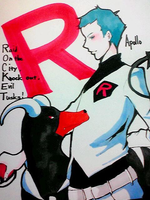 ロケット団 (アニメポケットモンスター)の画像 p1_33